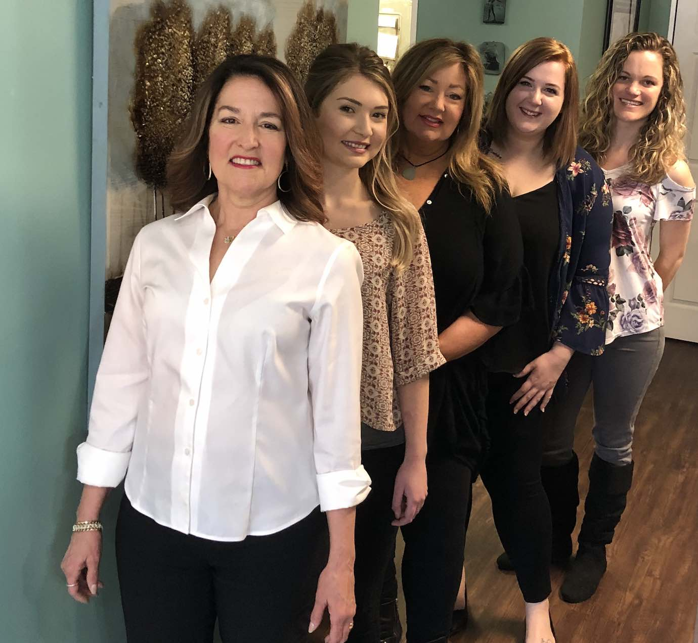 beauty and hair salon in Monroe, CT – our staff